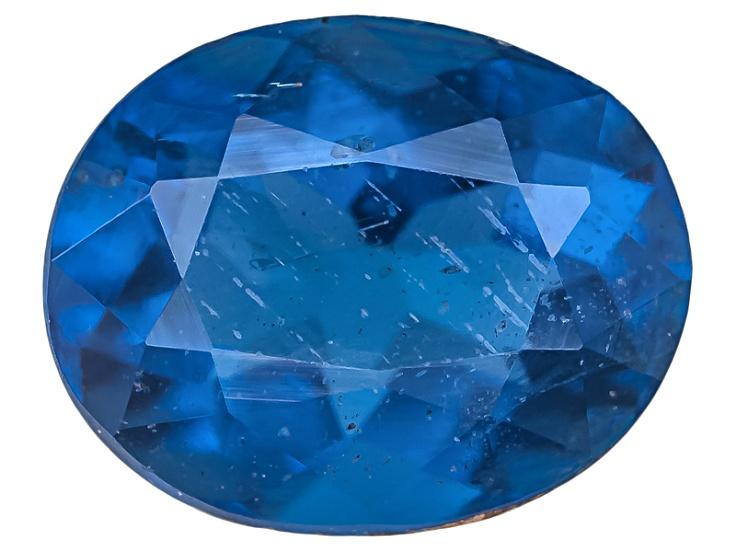 Blue Afghanite