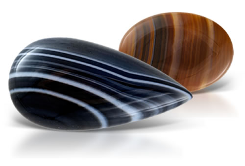 Agate Polished