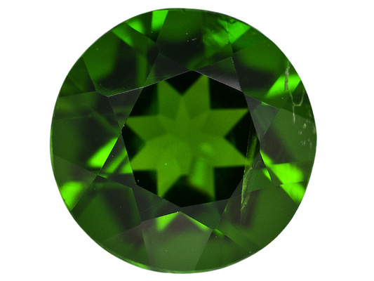 Green Chrome Diopside