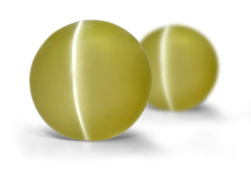Chrysoberyl (Cat's-Eye)