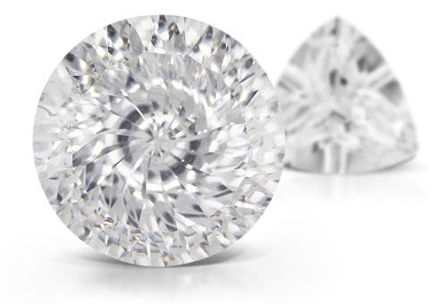 Cubic Zirconia Polished