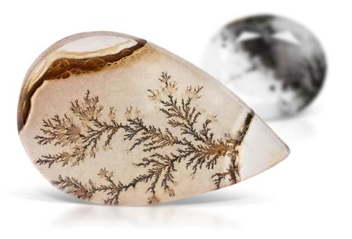 Dendritic Agate Agate