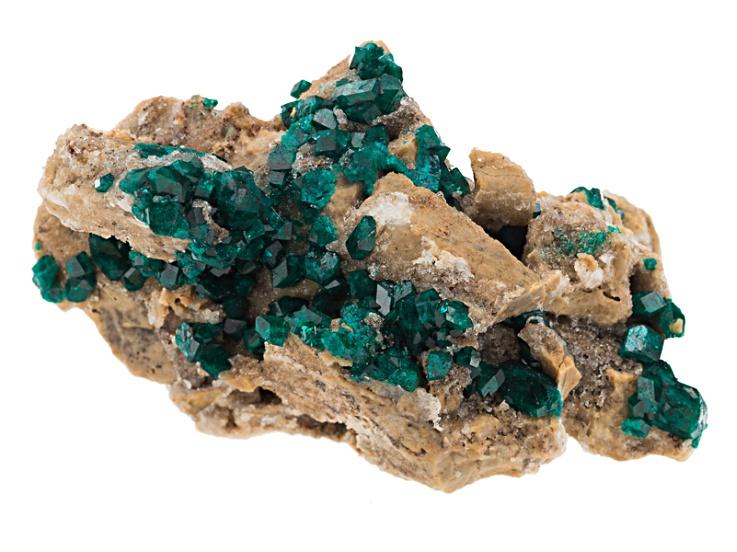 Green Dioptase