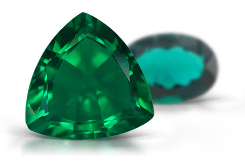 Emerald (Flux Growth) Gemstone & Information | Gemopedia by