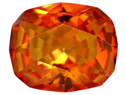 Orange Feldspar