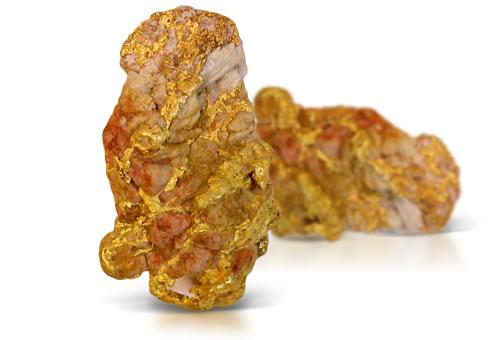 Gold Quartz Quartz