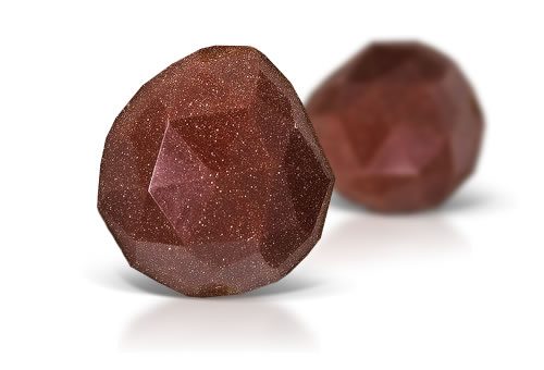 Goldstone Polished