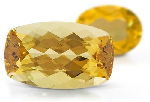 Heliodor (Golden Beryl)