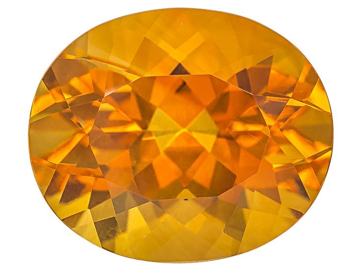 Yellow Madeira Citrine