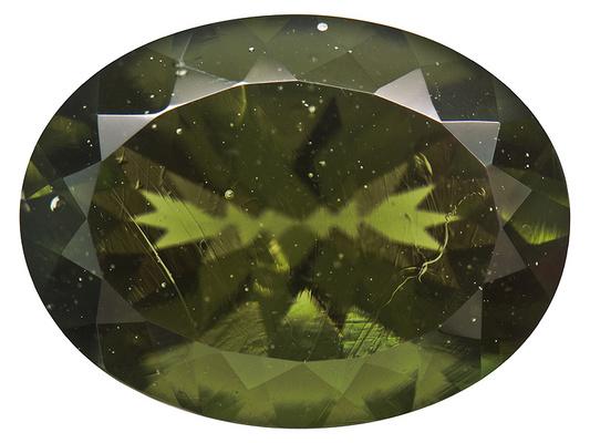 Green Moldavite
