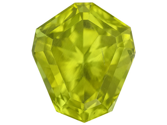 Yellow Peridot