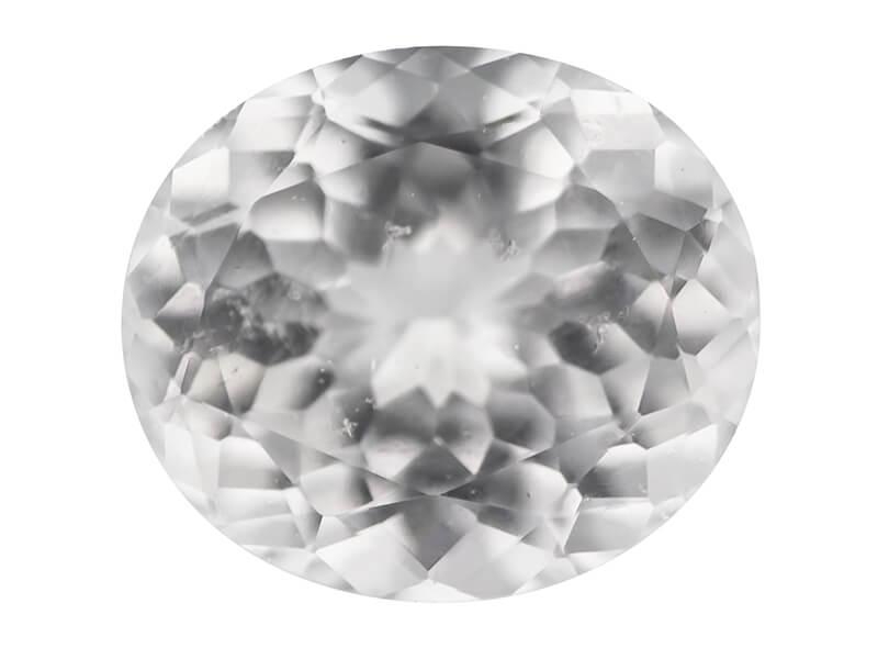 Colorless Phenakite