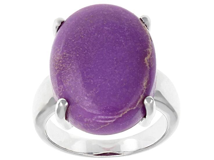Purple Phosphosiderite