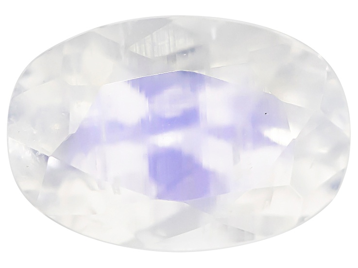 White Rainbow Moonstone