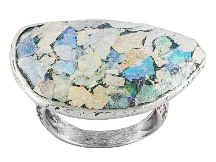 Multi-color Roman Glass