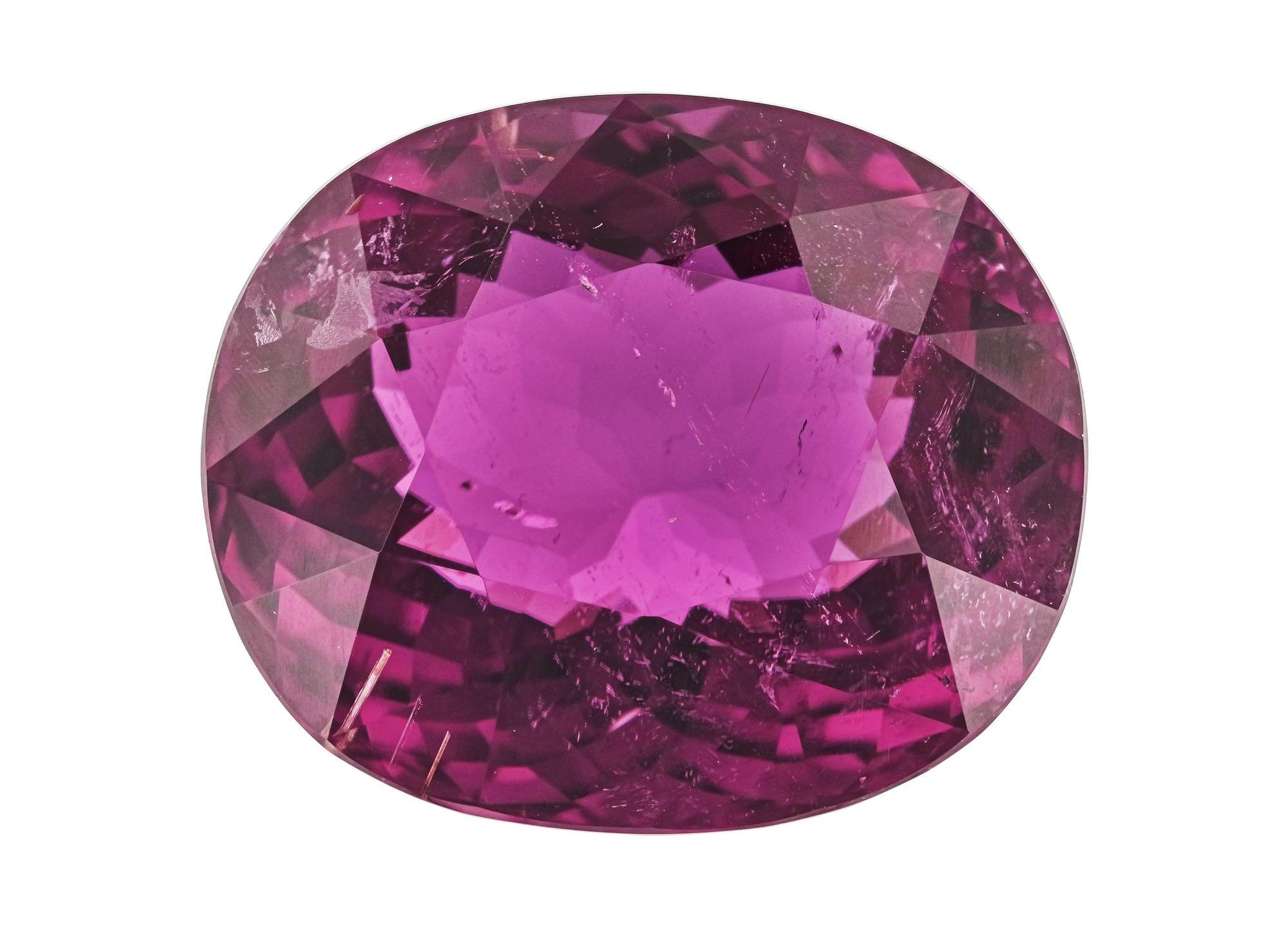 Purple Rubellite