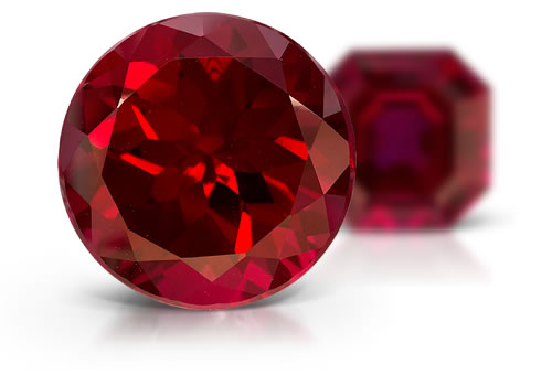 Ruby (Synthetic - Flame Fusion)