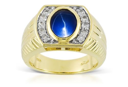 Sapphire (Cat's-Eye)
