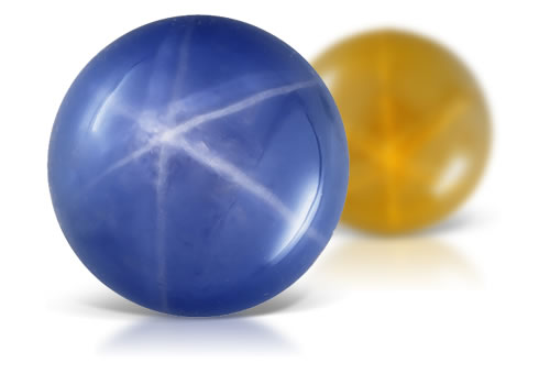 Sapphire (Synthetic Star)