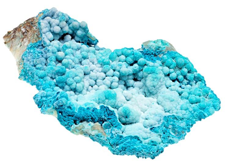 Blue Shattuckite