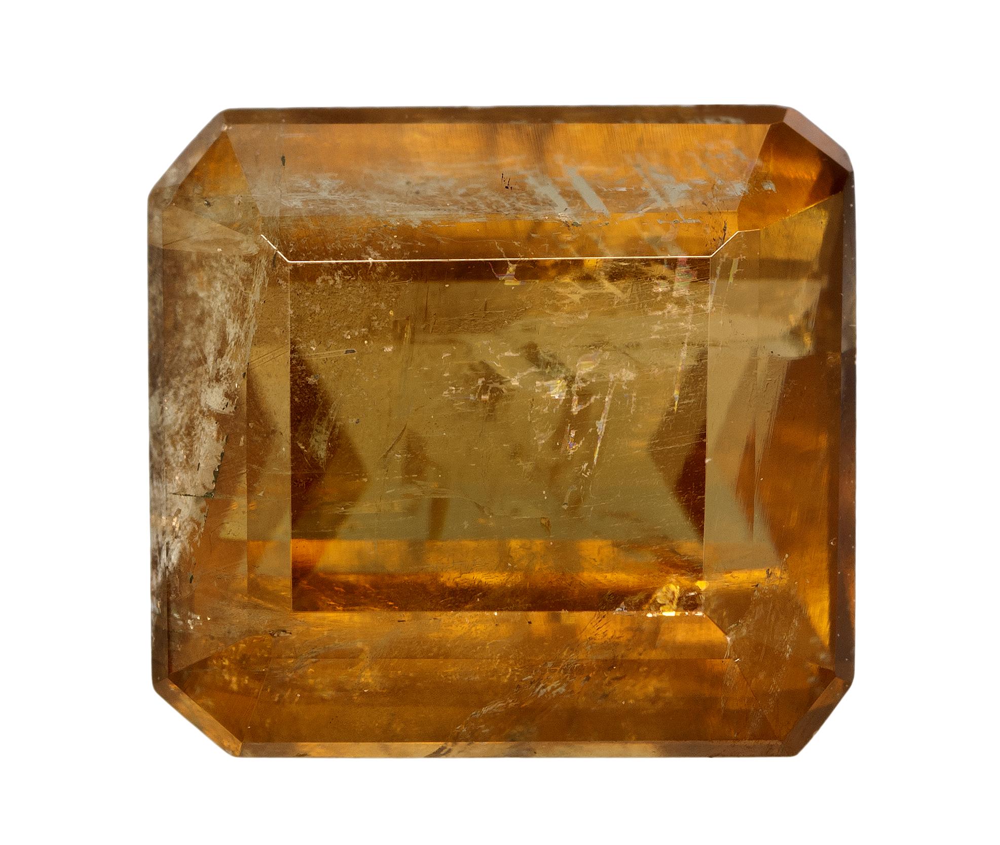 Orange Siderite