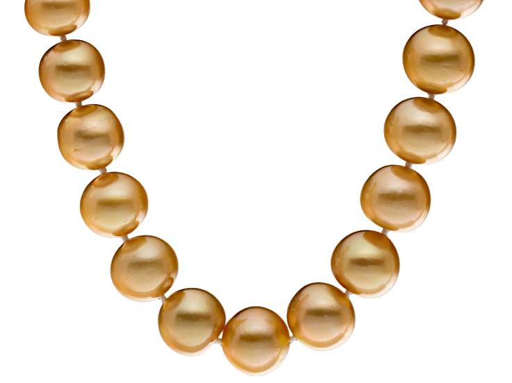 Brown South Sea Pearls