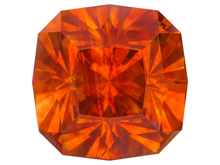 Red Sphalerite