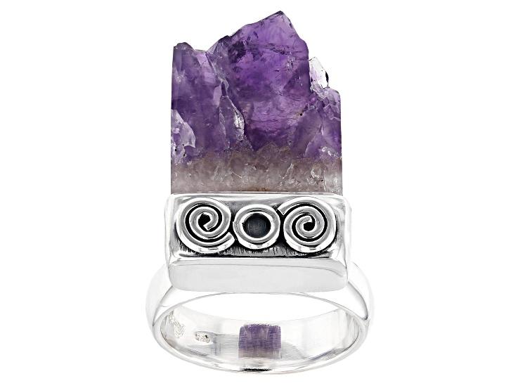 Purple Stalactite