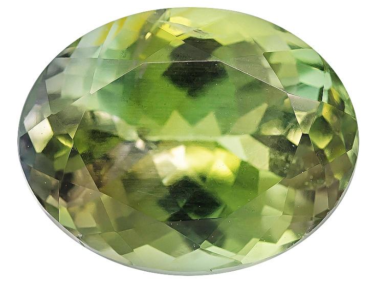 Green Tanzanite