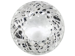 Colorless Topaz
