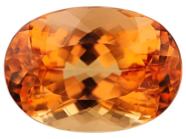 Orange Topaz