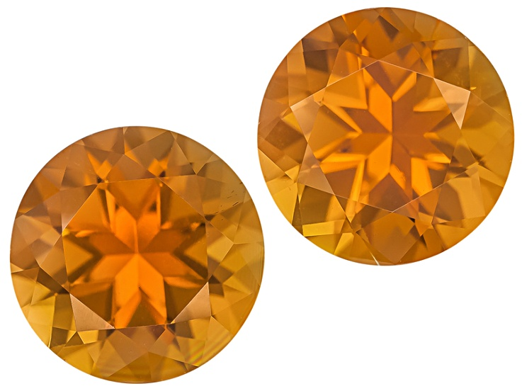 Orange Tourmaline
