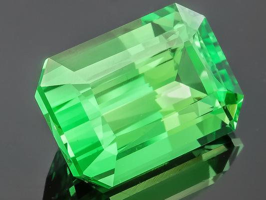 Green Tsavorite