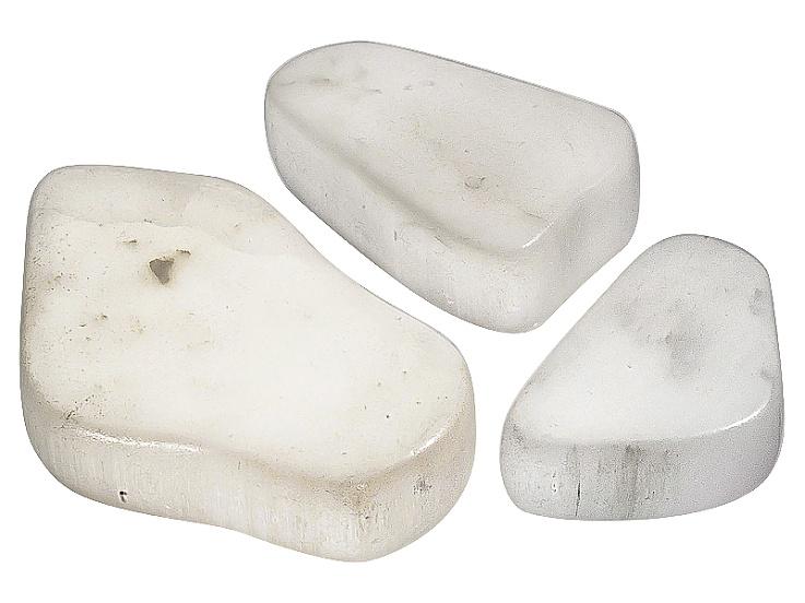 White Ulexite