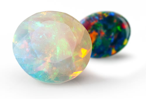 Opal - October Birthstone