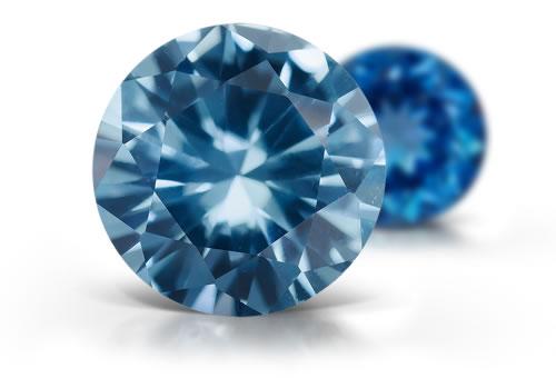 Blue Spinel gemstones