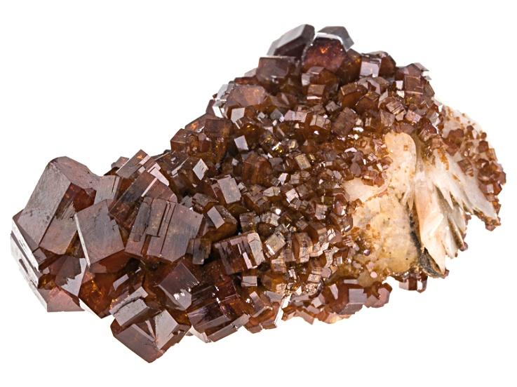 Brown Vanadinite