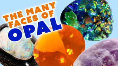 All Different Types of Opal | Unboxed & Hands On