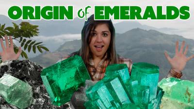 How Emeralds Form | 3 Unique Ways!
