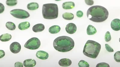 Fun Facts About Chrome Diopside