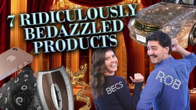 Luxurious Bejeweled Products