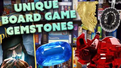 Greatest Unique Board Game Gemstones