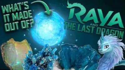 Sisu's Gem from Raya and the Last Dragon