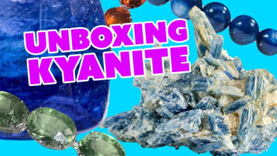 All About Kyanite | Gemstone Facts & Science