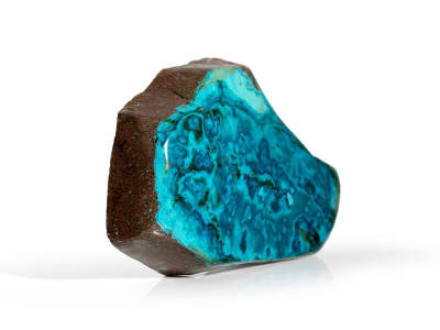 Azurmalachite Gemstone