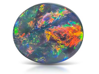 Black Opal Polished