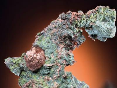 Copper Ore Rough