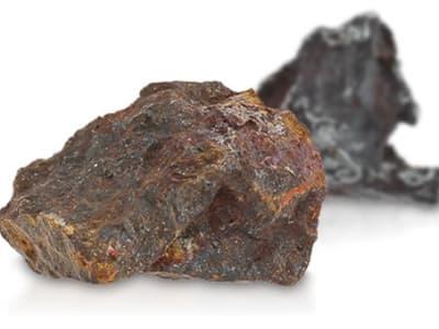 Meteorite Polished