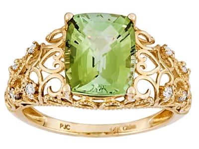 Verdelite Jewelry