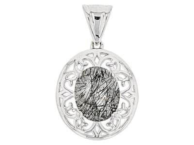 Tourmalinated Quartz Jewelry